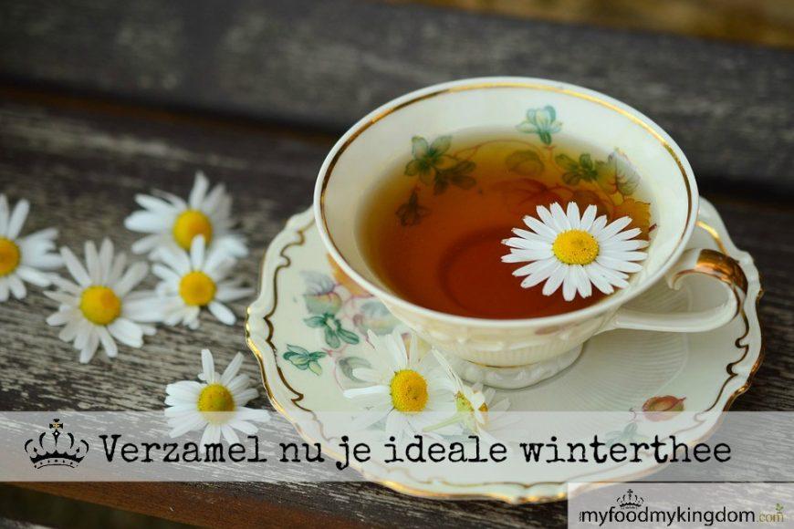 verzamel nu je ideale winterthee!