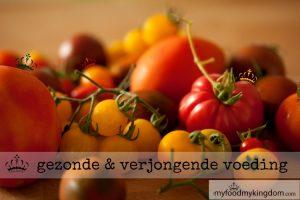 blog gezonde & verjongende voeding