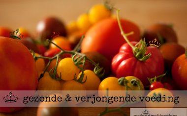 Gezonde & verjongende voeding