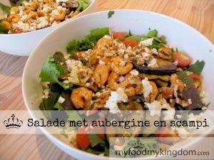 blog-salade-met-aubergine-en-scampi