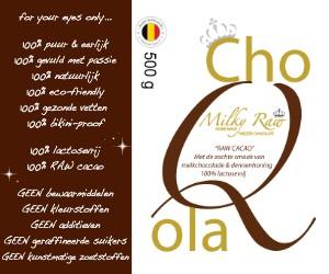 ChoQola Milky Raw