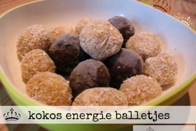 kokos energie balletjes