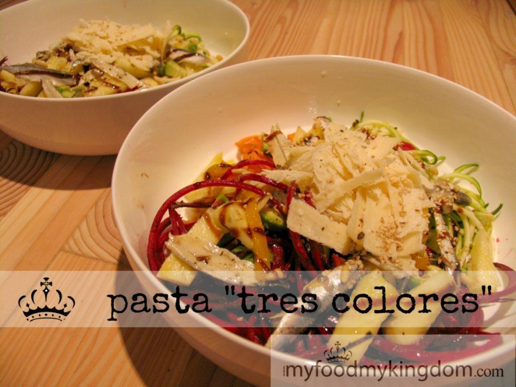 blog pasta tres colores
