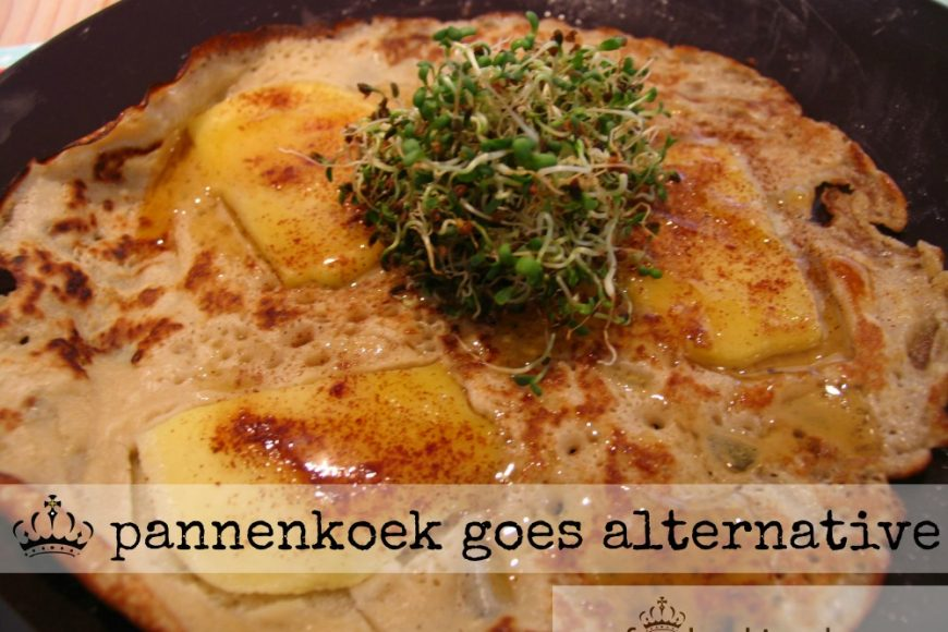 pannenkoek goes alternative