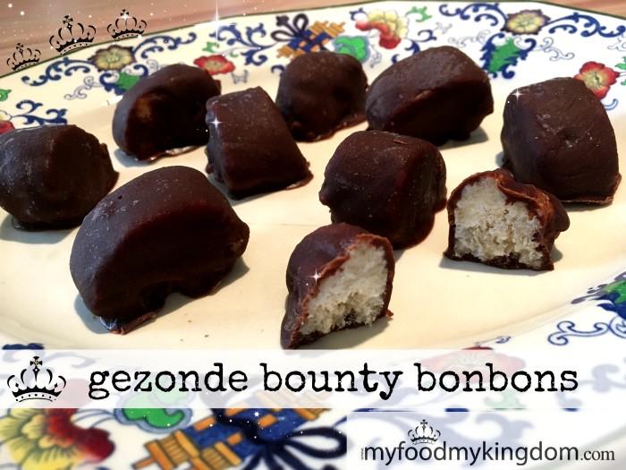blog gezonde bounty bonbons