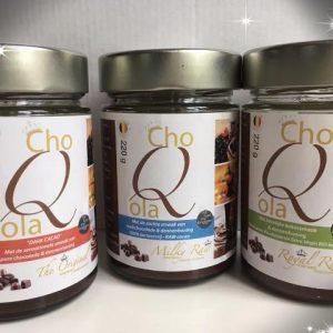choQola 3 smaken pakket