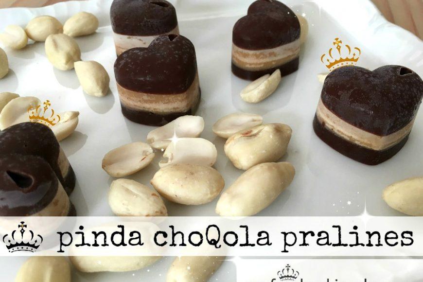 pinda choQola pralines