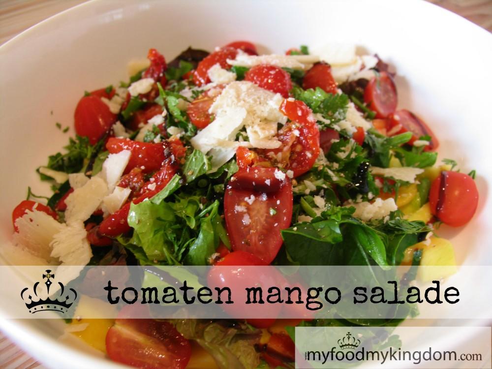 blog tomaten mango salade