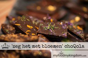 blog zeg het met bloemen choQola