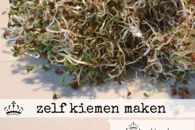 Zelf kiemen maken