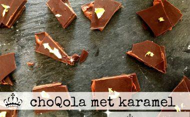 choQola met karamel