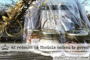 42 redenen om choQola cadeau te geven