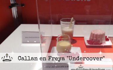"Callan en Freya ""Undercover"""