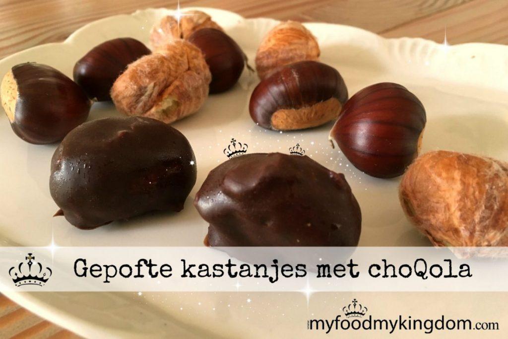 blog gepofte kastanjes met choQola