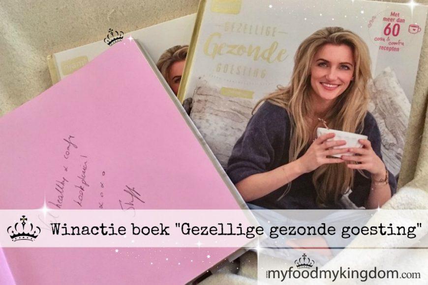 """Winactie boek """"Gezellige gezonde goesting"""""""