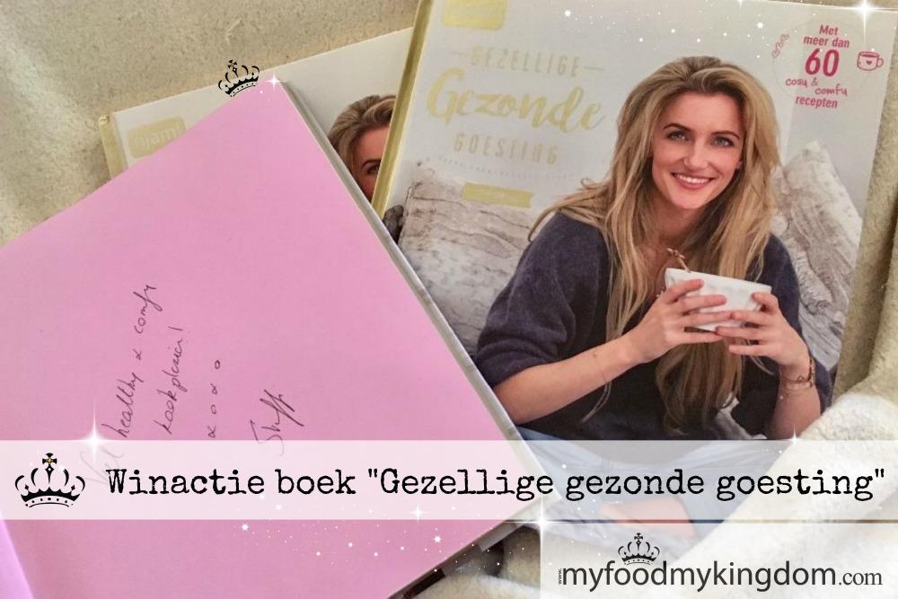 blog winactie boek Gezellige gezonde goesting