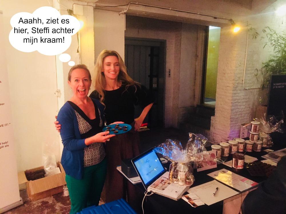 choQola Steffi Vertriest aaahh!