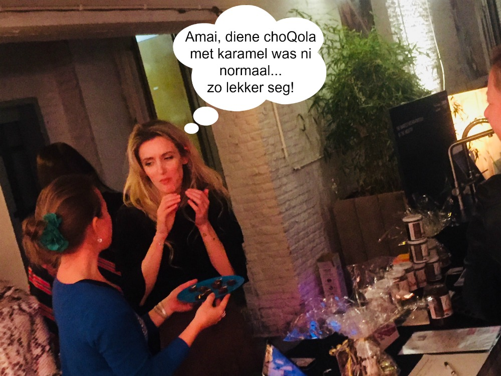 choQola Steffi Vertriest ni normaal