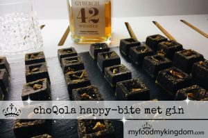 blog choQola happy-bite met gin