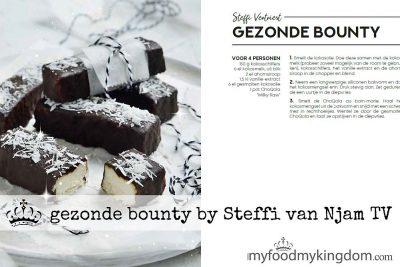 Gezonde bounty van Steffi van Njam TV